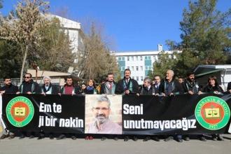 Diyarbakır Barosu'nun Elçi eyleminde Dink anıldı