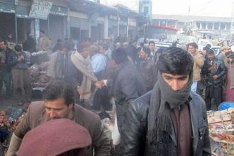 Pakistan'da pazar yerinde patlama: En az 20 ölü, 50 yaralı