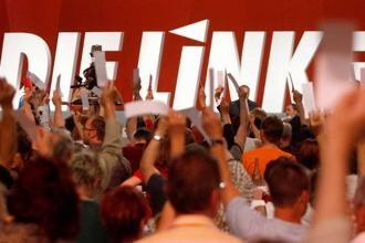 Almanya Sol Parti seçim programını açıkladı