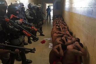 Brezilya'da cezaevi  savaşının arka planı