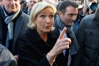 Le Pen Lübnan baş müftüsü ile görüşmesini iptal etti