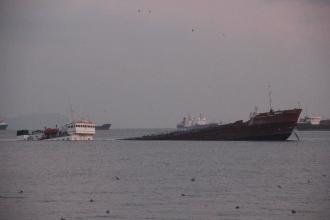 Türk kargo gemisi Libya açıklarında battı, 7 kişi kayıp