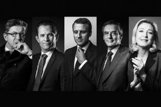 Fransa cumhurbaşkanlığı seçimlerinde kim kimdir?
