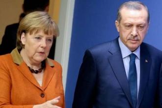 Merkel'den Erdoğan'a: Provokasyon yarışında yer almayacağım