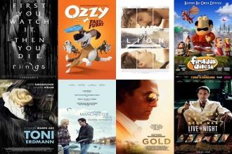 Vizyona bu hafta 1'i yerli 8 film girdi (3 Şubat 2017)