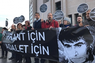Hrant Dink davasında 2 sanık daha tahliye edildi