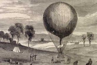 Bütün atmosferi tek balona sıkıştırmak