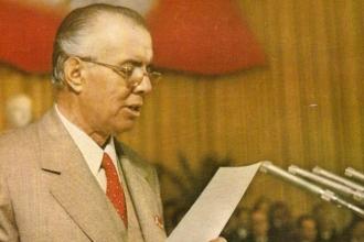 Kararlı bir komünist ve enternasyonalist: Enver Hoca