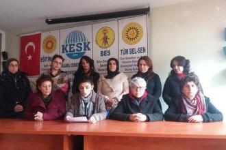 Bursa Kadın Platformu: Başkanlığa 'hayır' diyoruz