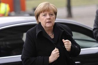 Merkel: Nazi kıyaslamaları son bulmalı; amasız, fakatsız