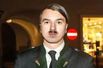 Hitler'e özenen Avusturyalı tutuklandı