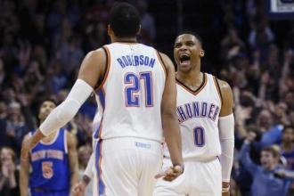 Westbrook'tan bir triple double daha
