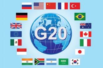 G 20 Dışişleri Bakanları Almanya'da toplandı