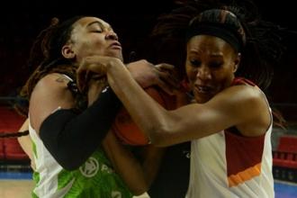 Galatasaray, FIBA Kadınlar Avrupa Kupası'nda çeyrek finalde