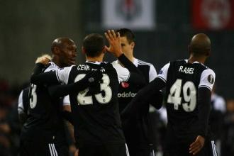 Beşiktaş, rövanş öncesi büyük bir avantaj yakaladı
