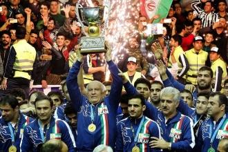 Serbest Güreş Dünya Kupası'nda İran şampiyon oldu