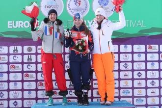 2017 Avrupa Gençlik Olimpik Kış Festivali sona erdi