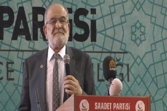 Temel Karamollaoğlu'ndan anayasa değişikliği eleştirisi