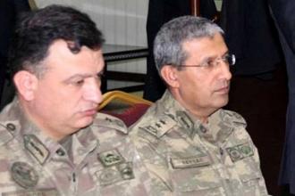 Şırnak'ta 'FETÖ'cü generallere takipsizlik