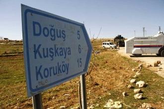 Koruköy'de tecrit 12. gününde devam ediyor