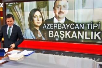 FOX TV'nin Azerbaycan yayını durduruldu