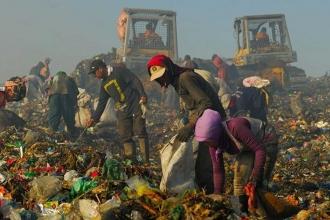 Endonezya'da ekonomik büyüme, halka eşitsizlik olarak döndü