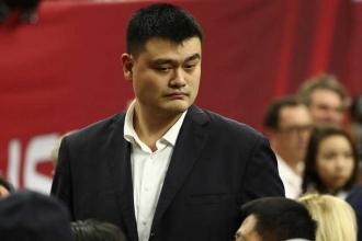 Yao Ming, Çin basketbolunun başında