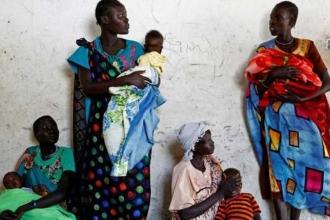 BM'den 20 milyon kişi için açlık alarmı