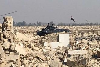 Irak ordusu, Musul Havalimanı'nı IŞİD'den geri aldı