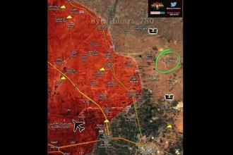Suriye ordusu, el Bab'ın güneyindeki ilerleyişini sürdürüyor