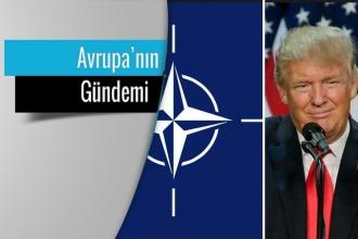 Trump'ın NATO açıklamaları AB'yi rahatlattı