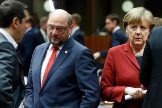 Almanya'da anketlere göre Sosyal Demokratlar Merkel'i geçti
