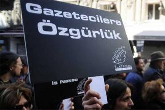 Basın meslek örgütü temsilcileri operasyonlara tepkili