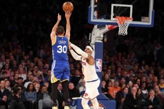 Warriors ve Curry kötü gidişe dur dedi