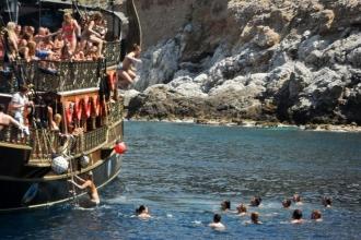 Almanlar tatilde Türkiye yerine Yunanistan'ı tercih ediyor