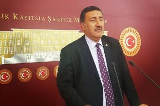CHP'li Gürer: Çiftçi böbreğini satışa çıkarttı