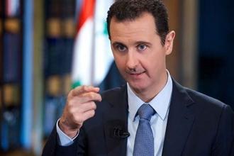 Esad, silahlı muhalefetle görüşme koşullarını açıkladı