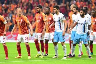 Trabzonspor ve Galatasaray 123. kez karşılaşacak