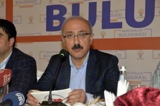Bakan Elvan: Moody's'in kararı siyasi