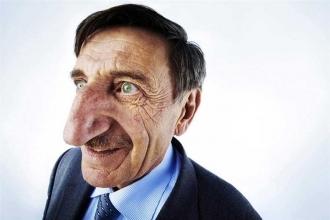 Burnumuzun büyüklüğü yaşadığımız bölgeye göre değişiyor