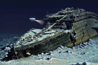 Titanik'i gezmek 360 bin TL