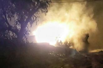 Şam'ın doğusunda çatışmalar yeniden başladı