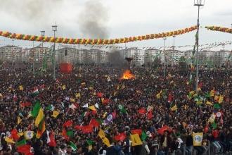 'Newroz halkın baskılara  boyun eğmeyeceğini gösterdi'