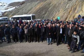Cengiz Holding devraldı madende işçi bırakmadı