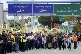 ABD'de 1 Mayıs'ta  grev hazırlığı