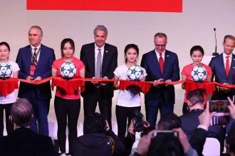 Bayern Münih Çin'de ofis açtı
