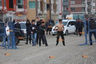 Kurkut'un vurulma anının videosu yayınlandı