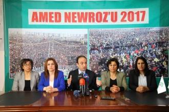 'Newroz'da halk referandum için açık oyunu kullanmıştır'