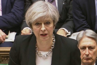 Başbakan Theresa May: Saldırgan İngiltere doğumlu