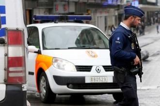 Belçika'da kalabalığın üzerine aracını süren kişi gözaltında